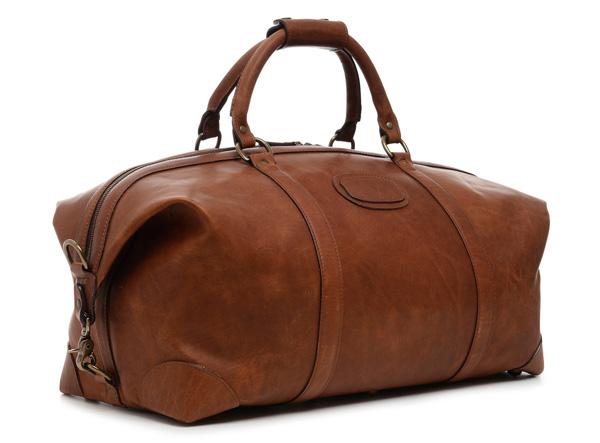 túi du lịch được làm từ aniline