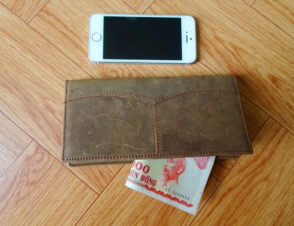 ví da mang đến tài lộc may mắn