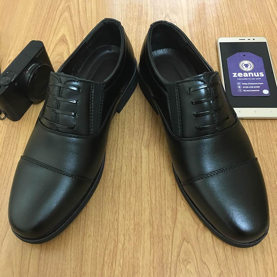Giày Oxford hiện đại của SADOZA