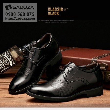 cách chọn giày da nam tốt