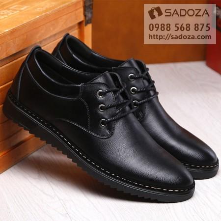 Giày cao cấp nam da thật siêu mềm êm chân