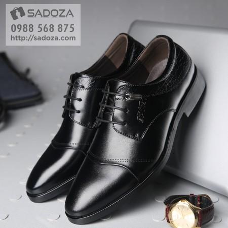 cách chọn giầy da xịn