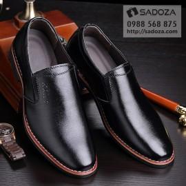 Giày lười công sở nam phong cách Âu Mỹ lịch lãm