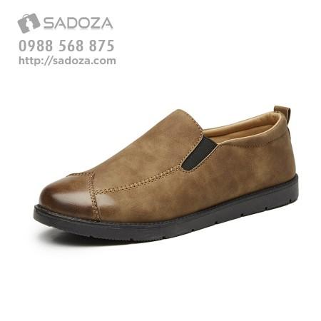 Giày lười nam cao cấp phong cách Hàn Quốc cá tính
