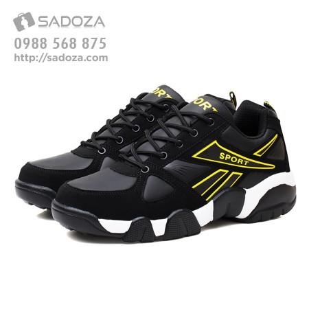 Giày nam thể thao đẹp unisex thoải mái trẻ trung