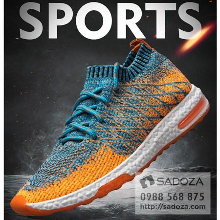 Giày vải thể thao nam êm chân thoáng khí sành điệu